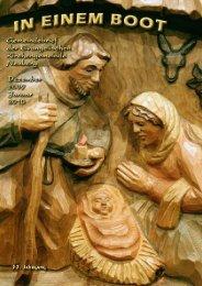 Dezember Januar 13. 6. 20. 24. - Kirche Neuberg