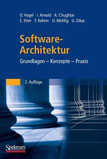 Software-Architektur Grundlagen – Konzepte – Praxis