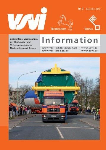 50 Jahre - VSVI Niedersachsen eV