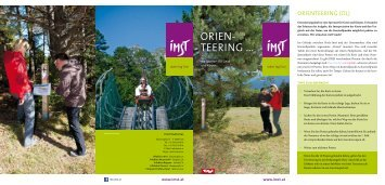 Orienteering Folder download - Imst - Imst Tourismus