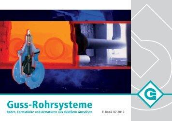Guss-Rohrsysteme