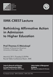 IIMK-CREST Lecture - New Page 1