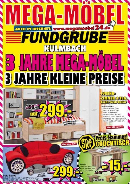 3 Jahre Kleine Preise Mega Möbel Fundgrube Kulmbach Pegnitz