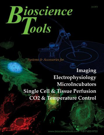 Download PDF catalog - Bioscience Tools