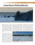 Auf den Spuren der Cape Breton Weißwedelhirsche - Immobilien ... - Seite 2