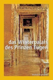 das Winterpalais des Prinzen Eugen - Austrian Federal Ministry of ...