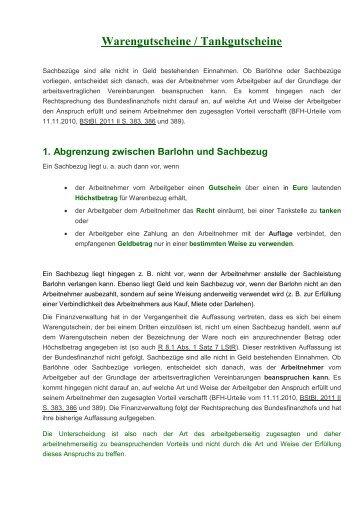 Warengutscheine / Tankgutscheine - effner.org