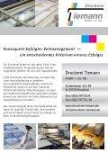 ein entscheidendes Kriterium unseres Erfolges Druckerei Tiemann - Seite 2