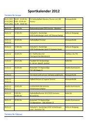 Sportkalender 2012 - stadtsportverband- ibbenbueren.de