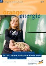 energie orange - Stadtwerke Versmold