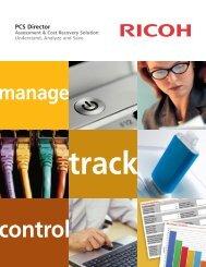 Ricoh PCS Director - Ricoh USA