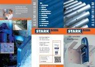 Für Ihre Oberflächen - Stark Eloxal GmbH