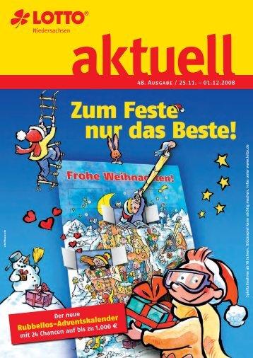 aktuell - Toto-Lotto Niedersachsen GmbH