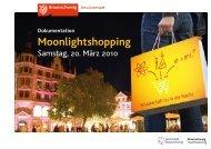 Moonlightshopping - Stadt Braunschweig