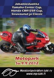 Motopark - Moottoripyöräilyn tuki ry
