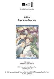 Touch me Teacher - Manganet