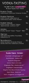 Drinks & Tapas Karte als PDF - Vodkalounge - Seite 2