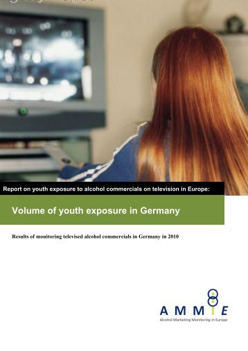 Volume of youth exposure in Germany