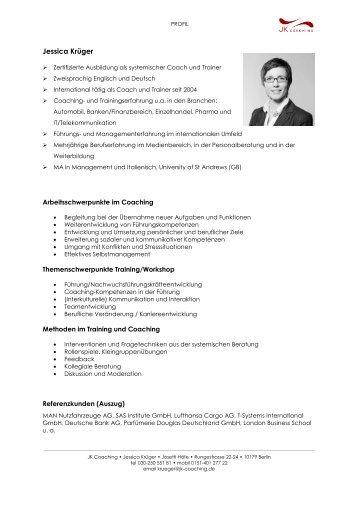 Download Pdf - JK coaching • Jessica Krüger