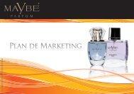 Plan de Marketing - Parfumwelten
