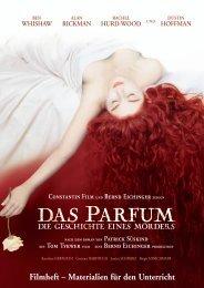Filmheft – Materialien für den Unterricht - Das Parfum - Film.de