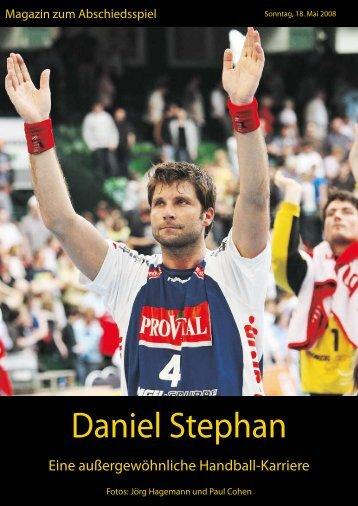 Das Abschiedsspiel von Daniel Stephan Daniels Champions – TBV ...