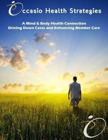 Occasio Health Strategies - Park Center