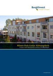 Möwen-Park-Center Kühlungsborn - BorghInvest
