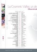 r, l'atout de la Cosmetic Valley - Le CODEL - Page 6