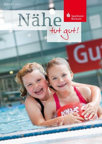 REPORT 2011 - Sparkasse Bochum