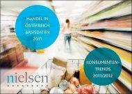 Handel in Österreich - Basisdaten 11 ... - bei Nielsen