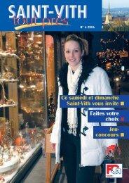 La gagnante habite Libomont (Waimes) - St.Vith