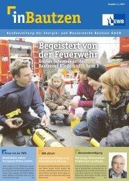Begeistert von der Feuerwehr Großes Interesse an der Bautzener ...