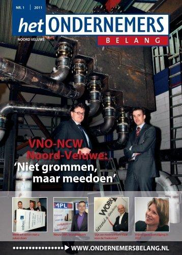 VNO-NCW Noord-Veluwe - Het Ondernemersbelang