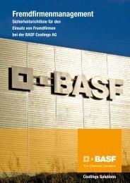 Einleitung - BASF Coatings GmbH