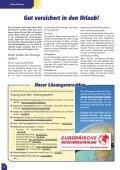 Gut versichert in den Urlaub! - INVESTA - Seite 2