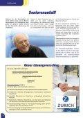 Gut versichert in den Urlaub! - INVESTA - Seite 4