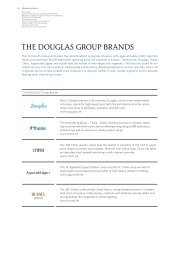 THE DOUGLAS GROUP BRANDS - Dhag-gb.com