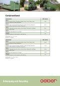 Entsorgung und Recycling Kontaminierte Böden/Bauschutt ... - Geiger - Seite 6