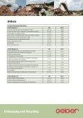 Entsorgung und Recycling Kontaminierte Böden/Bauschutt ... - Geiger - Seite 7