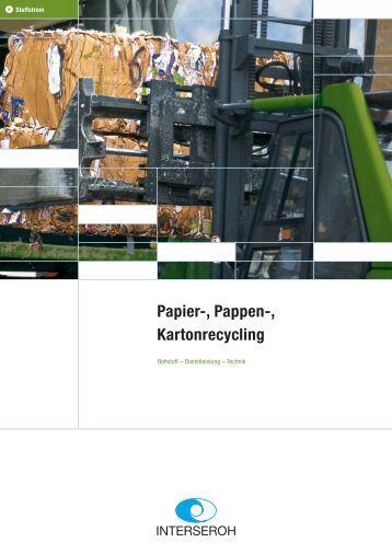 recycling von papier pappe und karton berlin sammelt