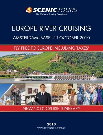 EUROPE RIVER CRUISING - Scenic Tours