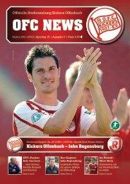 Kickers Offenbach – Jahn Regensburg
