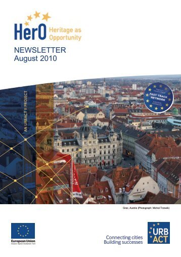 first Project Newsletter - Urbact