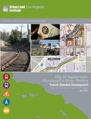 Florence/La Brea Station - ULI Los Angeles - Urban Land Institute