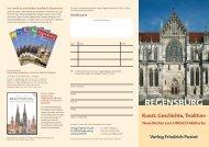 Verlag Friedrich Pustet REGENSBURG Kunst, Geschichte, Tradition
