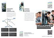WillKOMMen - Tourismus & Marketing Oberhausen GmbH