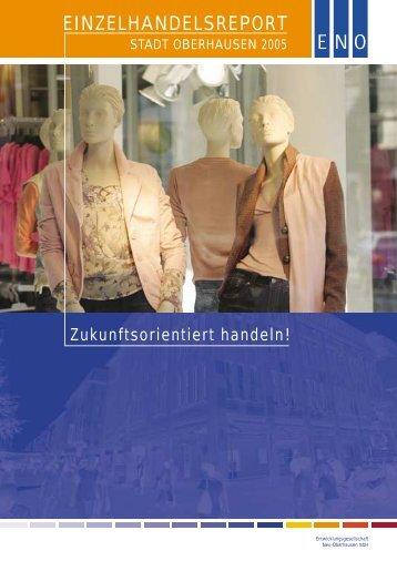 EINZELHANDELSREPORT - Oberhausen City