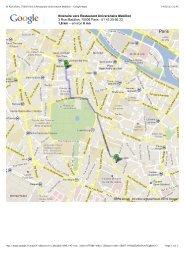 45 Rue d'Ulm, 75005 Paris à Restaurant Universitaire ... - SoPhA