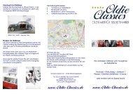Oldie Classics Flyer als PDF